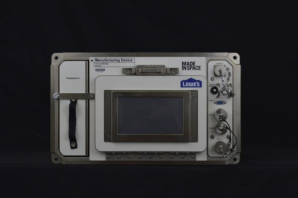 На МКС открылся «магазин» изделий, распечатанных на 3D-принтере