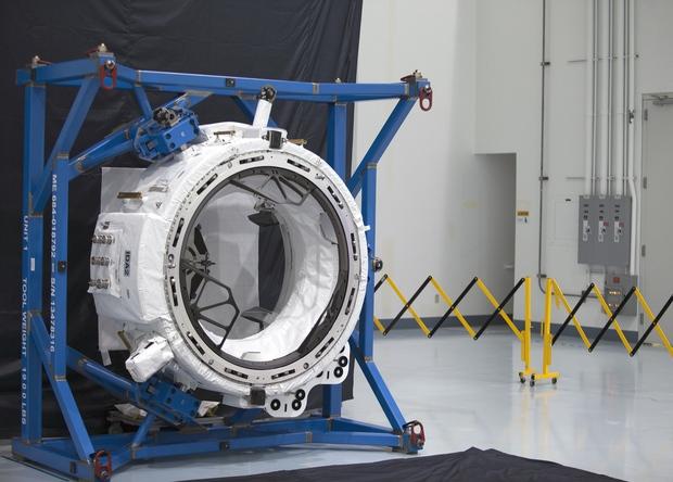 На МКС спроектировали новую конструкцию стыковочной системы