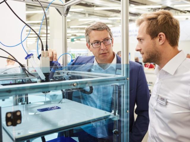На рынке 3D-принтинга презентовали печать двухкомпонентным полиуретаном