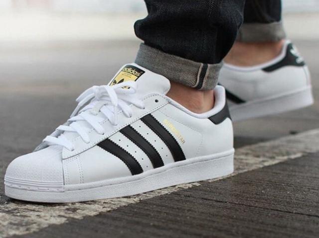 На Sneaker.Show легендарные Adidas Superstar могут стать твоими!