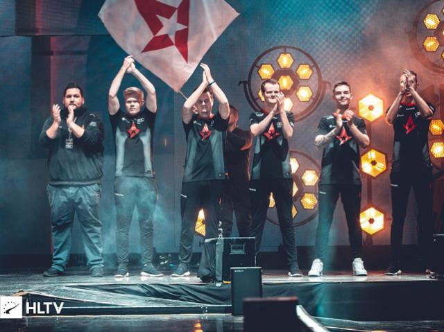 Na'Vi уступила датской Astralis в финале мейджора по CS:GO
