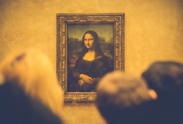 Нанокопію Мони Лізи створили завдяки лазерному друку