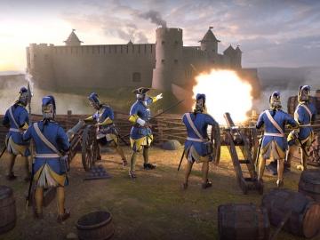 Narva Battle VR game by Piligrim XXI