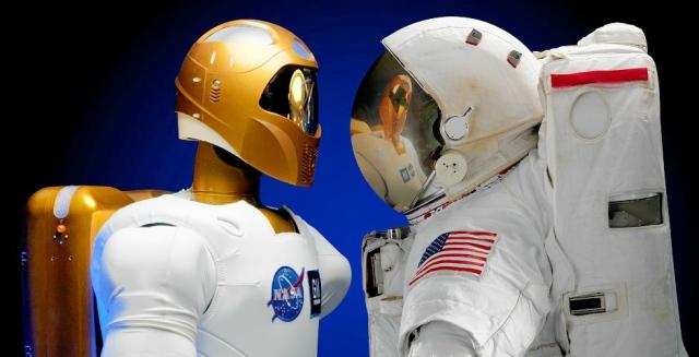 NASA объявило сетевой конкурс по созданию космического робота