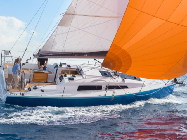 Немецкая компания использует 3D-принтер для печати яхт
