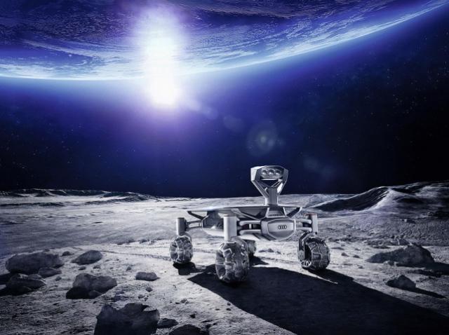 Немцы запустят на Луну 3D-печатный луноход, чтобы выиграть приз от Google