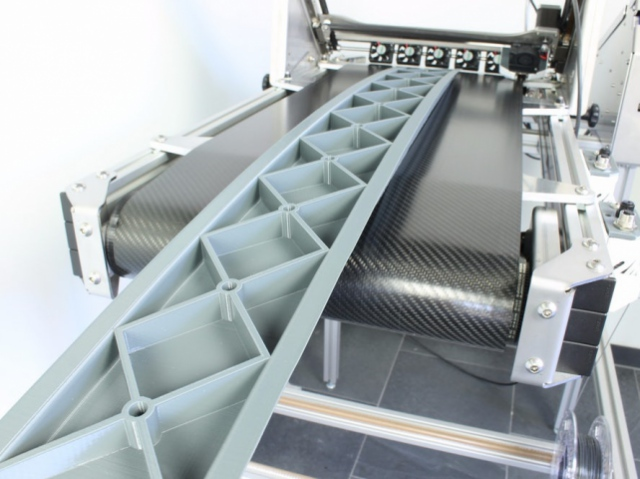 Unbelievable: project of conveyor 3D printer raises required sum on Kickstarter in 15 minutes