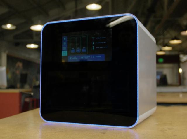 NexD1 – доступный аналог 3D-принтера Objet от Stratasys