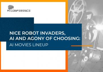 Nice robot invaders, AI and agony of choosing: AI movies lineup