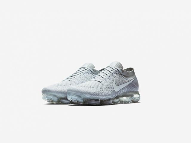 Nike Air VaporMax Platinum – еще одна возможность купить эксклюзив
