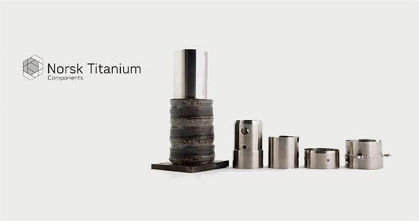 Norsk Titanium вошел в десятку инновационных компаний 2015 года по версии Lux Research