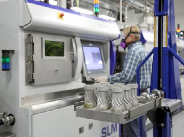 Новая сделка GE выведет сферу 3D-печати на новый уровень