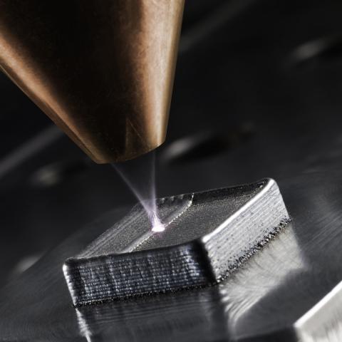 Новые 3D-принтеры для металла от TRUMPF и Sisma