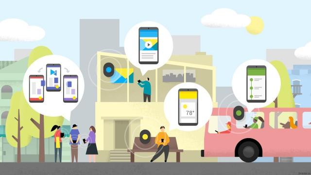 Новые решения для умного города от Google