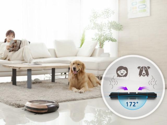 Новый робот-пылесос iCLEBO Omega начал продаваться в России