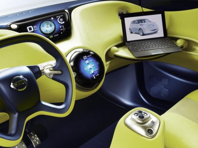 Нове авто Nissan на етанолі