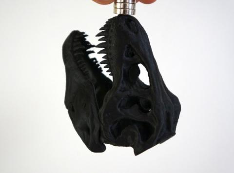 Новое магнитное волокно для 3D печати под названием ProtoFlux