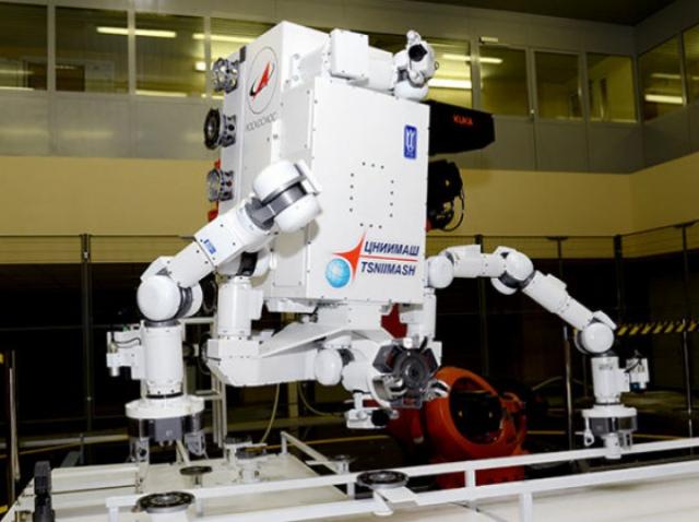 Обзор самых ярких новостей робототехники