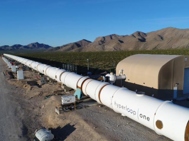 10 Hyperloop routes in different World parts determined