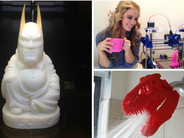 Определяем границы своей фантазии с помощью 3D-принтера
