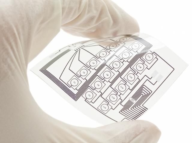 Optomec запустит массовое производство 3D-печатной гибкой электроники