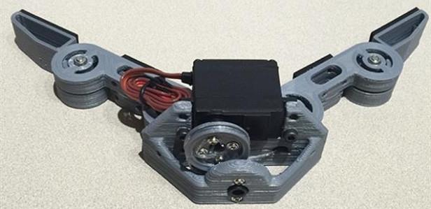 OrigiGrip: недорогой напечатанный на 3D-принтере механический манипулятор