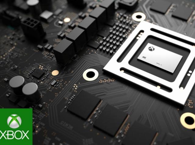Осенью компания Microsoft собирается выпустить приставку особой мощности