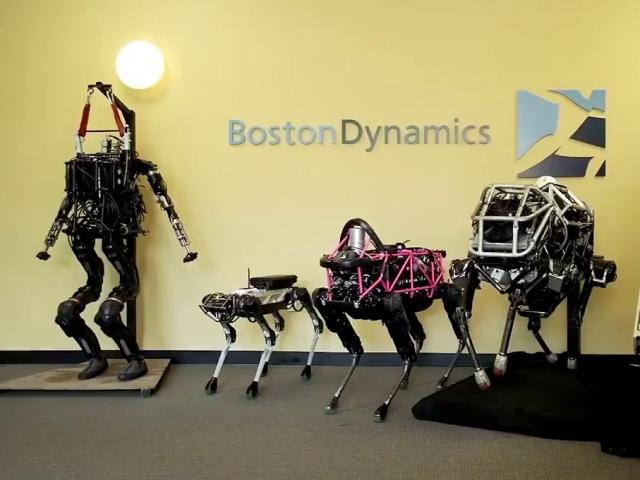 Осторожно, психодел! Самые странные роботы от Boston Dynamics