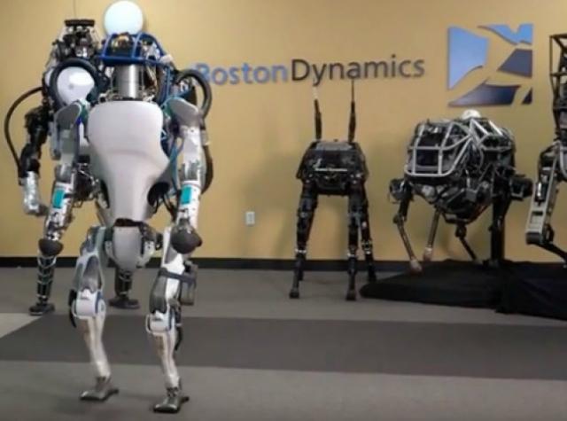 От чего отказалась Google: подборка роботов Boston Dynamics, которые теперь принадлежат SoftBank