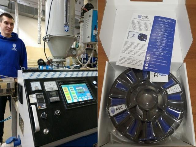 От гранулы до катушки: экскурсия на производство пластика для 3D-печати