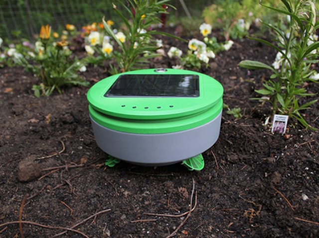 Отдохните, а садом займется робот