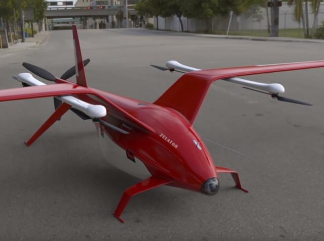 Отечественный 3D-печатный беспилотник признан лучшим грузовым дроном будущего