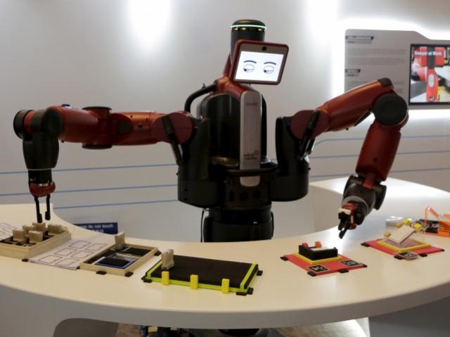 Парк роботов создали китайцы
