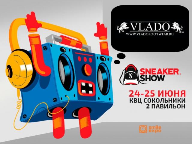 Партнер Sneaker.Show – бренд одежды и обуви Vladofootwear Russia