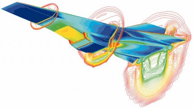 Печатный ракетный двигатель NASA успешно прошёл испытания