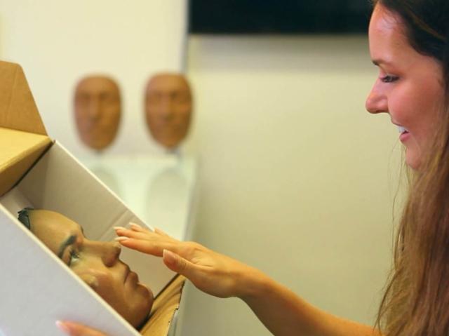 Пластический хирург использует 3D-печать, чтобы заранее увидеть результат операции