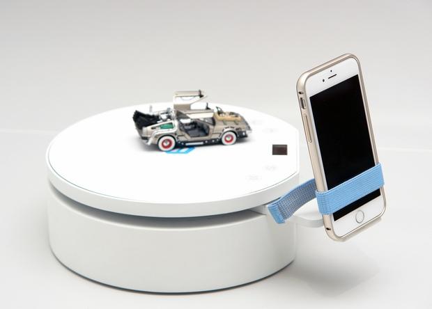 Платформа от PIXELIO позволяет использовать смартфон для 3D-сканирования