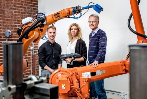 Плавные движения роботов позволят экономить энергию