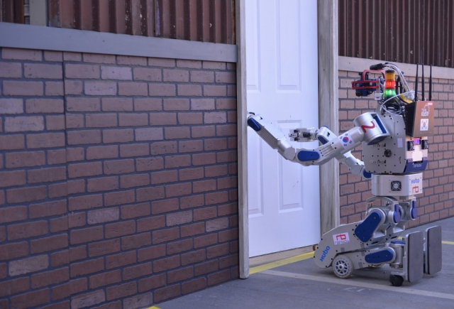 Победителем DARPA стал робот из Кореи