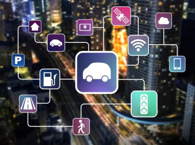 Connected cars and Internet of Things: top 5 sectors for IoT developers