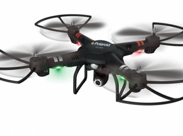 Polaroid has presented 3 camera drones
