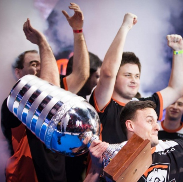 Polish eSports players who earned the greatest amount of tournament prizes
