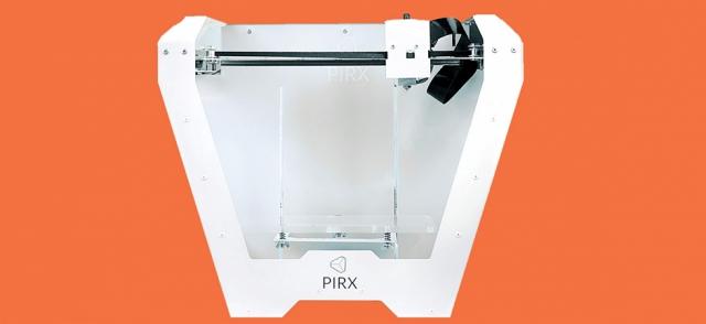 PIRX One: New 3D Printer From Poland