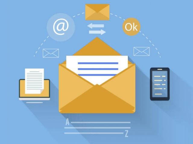 Правила успешной email-рассылки. Инфографика
