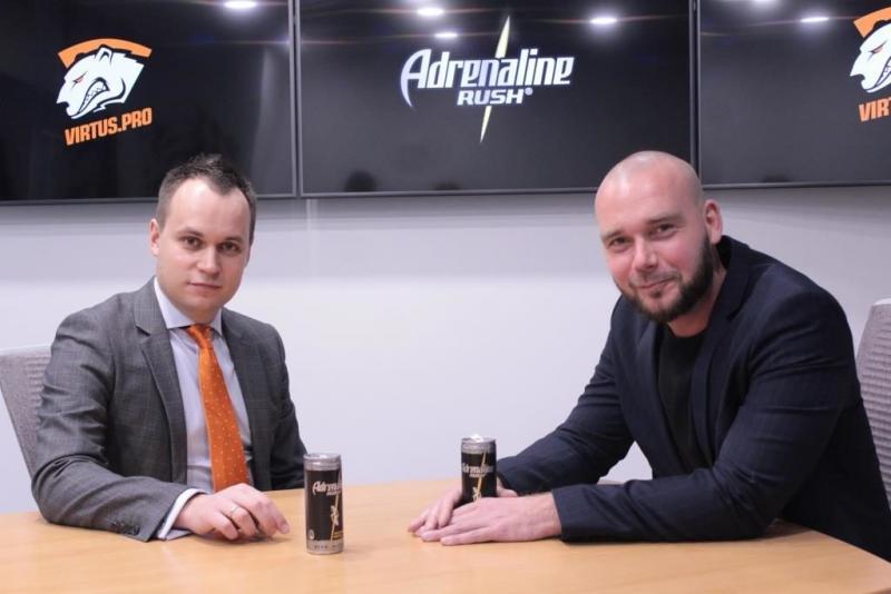 Представитель «Пепсико» объявил о начале сотрудничества с клубом Virtus.pro