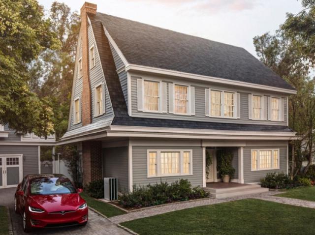 Прийом замовлень на дахи з сонячними пластинами від Tesla офіційно відкрито