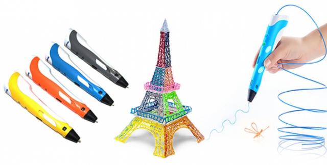 Приходите на 3D Print Conference Kiev и получите в подарок 3D-ручку!