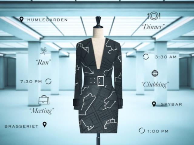 Приложение от Google позволяет создавать платья с эксклюзивным дизайном