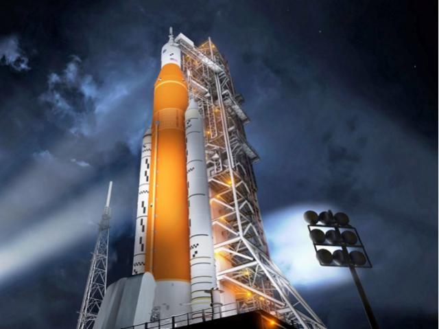 NASA still to launch EM-1 rocket in 2019
