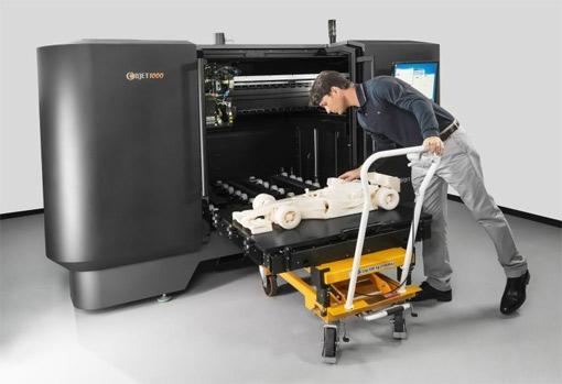 Промышленные 3D-принтеры: обзор продукции 3DSystems